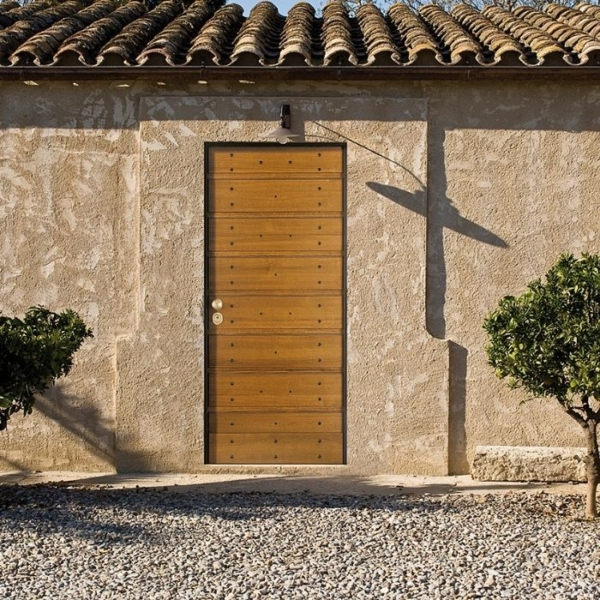 porte blindee villa
